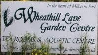 Logo tuincentrum Wheathill Lane Garden Centre
