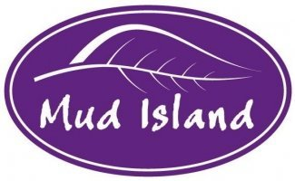 Logo tuincentrum Mud Island Nurseries