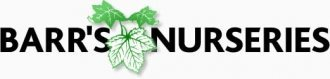Logo tuincentrum Barr's Nurseries