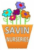 Logo tuincentrum Savin Nurseries