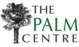 Logo tuincentrum Palm Centre