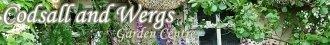 Logo tuincentrum Codsall & Wergs Garden Centre