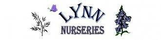 Logo tuincentrum Lynn Nurseries