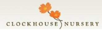 Logo tuincentrum Clockhouse Nursery