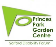 Logo tuincentrum Princes Park Garden Centre