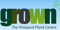 Logo tuincentrum Vineyard Garden Centre