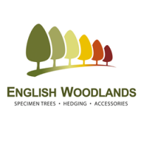 Logo tuincentrum English Woodlands Burrow Nursery