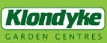 Logo tuincentrum Klondyke Garden Centre-Leeds
