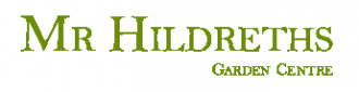 Logo tuincentrum Hildreth's Garden Centre