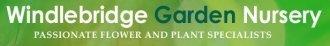 Logo tuincentrum Windlebridge Garden Nursery