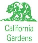 Logo tuincentrum California Gardens