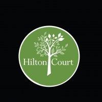 Logo tuincentrum Hilton Court Nurseries