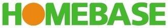 Logo tuincentrum Homebase Folkestone