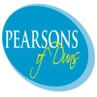 Logo tuincentrum Pearsons of Duns