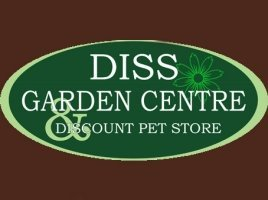Logo tuincentrum Diss Garden Centre