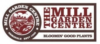 Logo tuincentrum Mill Garden Centre