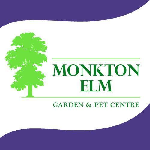 Logo tuincentrum Monkton Elm Garden Centre