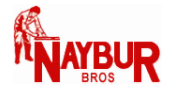 Logo tuincentrum Naybur Bros