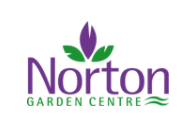 Logo tuincentrum Norton Garden Centre