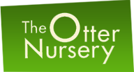 Logo tuincentrum The Otter Nursery