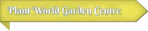 Logo Plant World Garden Centre