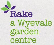 Logo Rake - A Wyvale Garden Centre