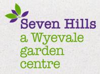 Logo Seven Hills, A Wyvale Garden Centre