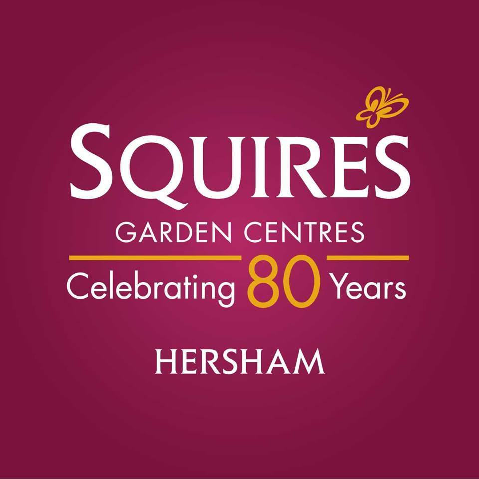 Logo tuincentrum Squires Garden Centre-Hersham