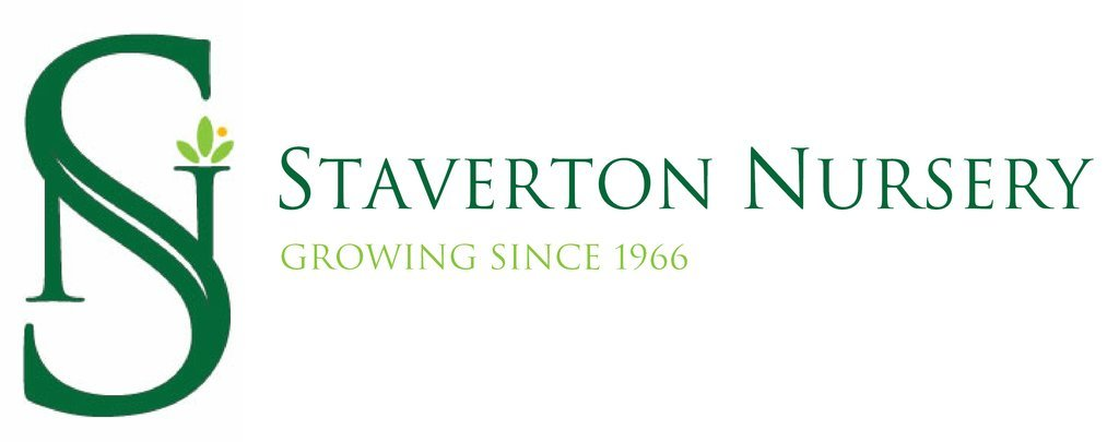 Logo tuincentrum Staverton Nursery