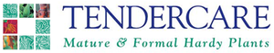 Logo tuincentrum Tendercare Nurseries