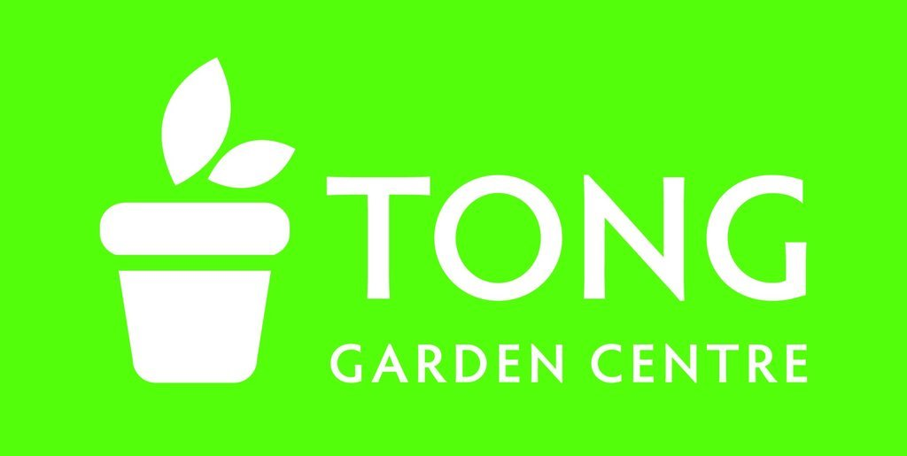 Logo tuincentrum Tong Garden Centre