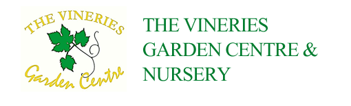 Logo tuincentrum The Vineries Garden Centre & Nursery