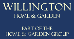 Logo tuincentrum Willington Garden Centre
