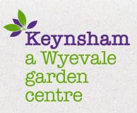 Logo tuincentrum Keynsham, A Wyevale Garden Centre